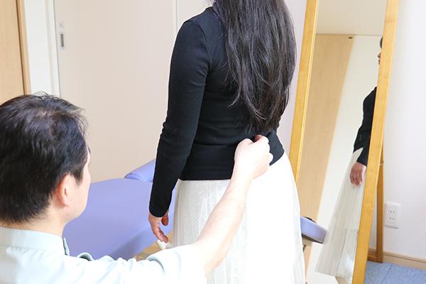 確認検査-治療の流れ