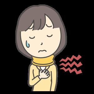 頚椎捻挫(頚部捻挫)-こんなお悩みはありませんか?